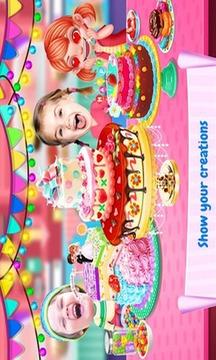 美味蛋糕制作截图