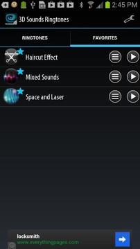 3D音效铃声截图
