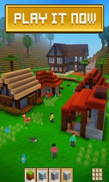 模拟城市3D截图