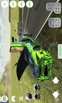 Extreme Car Simulator 2016截图