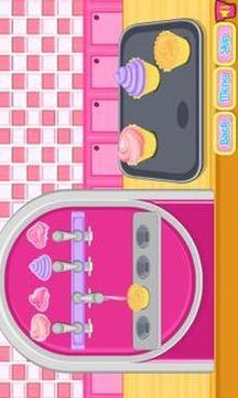 制作冰淇淋蛋糕截图