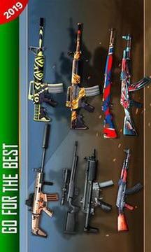 陆军火力自由战场截图