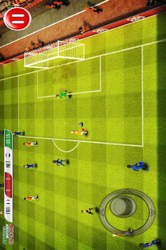 欧洲杯足球2012截图