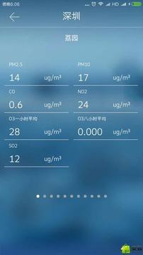 PM2.5截图