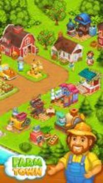农场小镇截图