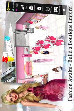 时尚帝国:精品店截图