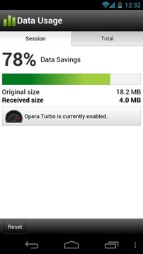 Opera Mobile截图