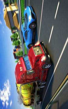 欧洲卡车驾驶截图