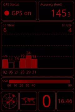 GPS测试仪 GPS TEST截图