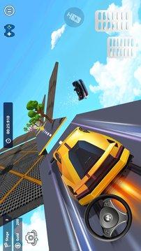 汽车特技3D Mod截图