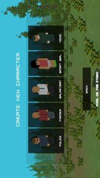 Zombie Craft Survival截图
