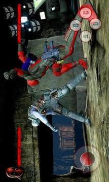 Superheroes DeadHero Pool Game Grand immortal Gods截图