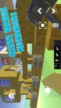 Mechanic: Craft Epic Sandbox截图
