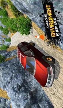 Offroad Car Drive Mountain Climb Adventure Game截图