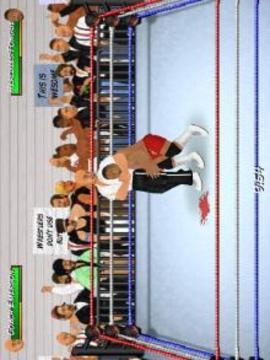 搞笑美式摔跤截图