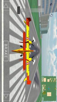 3D我的飞机驾驶截图