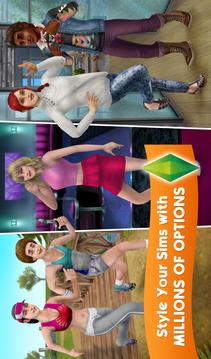 The Sims™ FreePlay截图