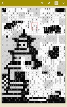 像素填空截图