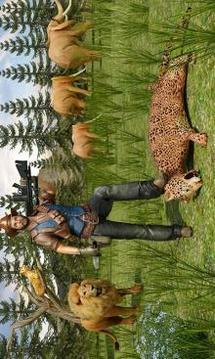 狙击猎手 - 野生动物园拍摄3D截图