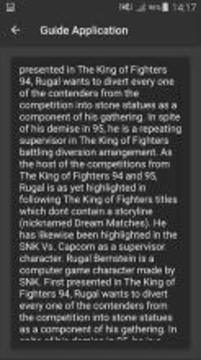 Guide for king of fighters kof 2002 magic plus 2截图