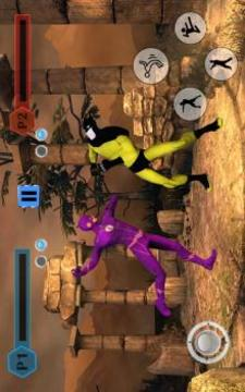 大超级英雄街头霸王临:城市探险截图
