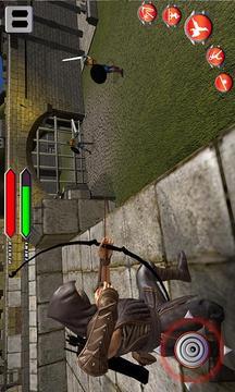 忍者 刺客 地下城 逃逸截图