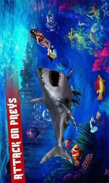 Angry Shark 2016截图