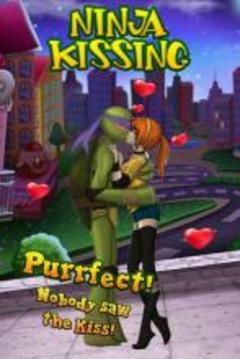 Ninja Kissing Game截图