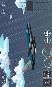 客机模拟截图