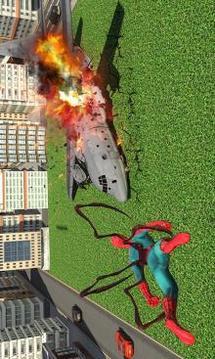 突变蜘蛛英雄截图