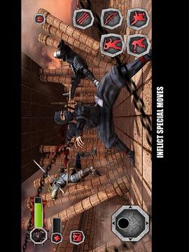 Ninja Warrior Survival Fight截图