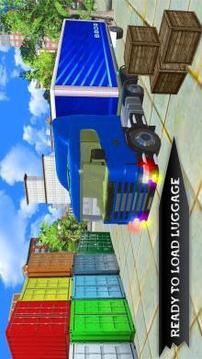 卡车驾驶道路:卡车模拟器截图