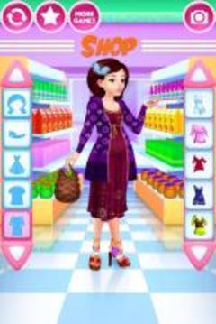 孕妈妈-女生最爱的换衣服游戏截图