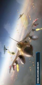 Air Attack F16 VS F18 Jet Fighter截图