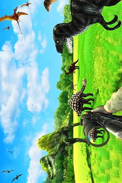 救援恐龙截图