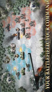 战略指挥官征服前线截图
