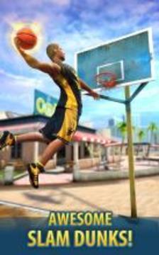 篮球明星截图