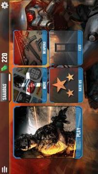 Cover Strike : Commando Shooting Adventure 2019截图