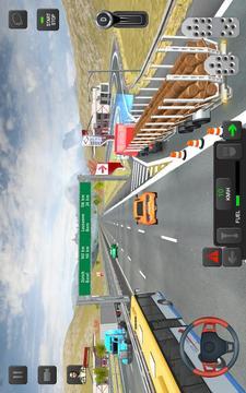 欧洲重型卡车驾驶2019截图