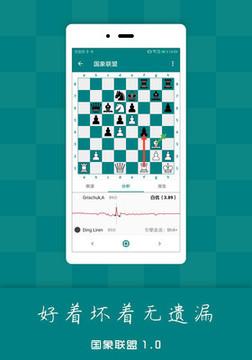 国际象棋联盟截图