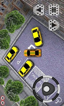 3D停车挑战截图
