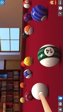3D台球专业版截图