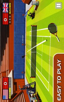 3D网球大赛截图