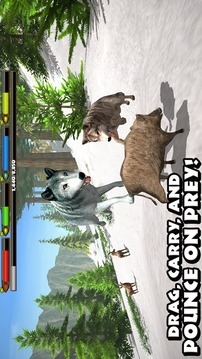 灰狼模拟器2截图
