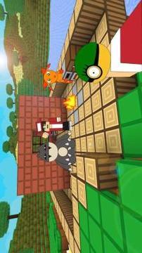 Pixelmon go craft story mod: Battle Gronds PE截图