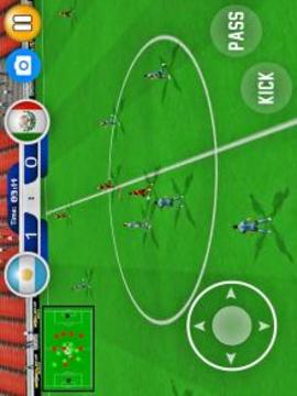 World Cup 2019 Soccer Games : Real Football Games截图