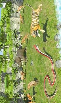Real Battle War Strategy Of Animal截图