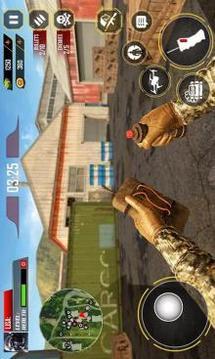 Sniper 3D Free Offline Shooting Games: Survival截图