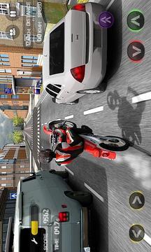 Race the Traffic Moto截图