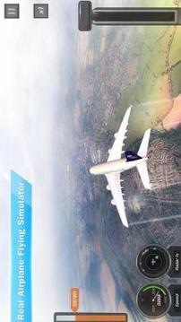 Real Flight Airplane Simulator - Flying Pilot Game截图